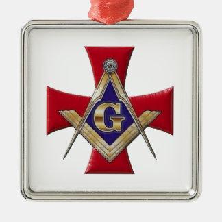 Ornamento De Metal Ordem sagrado da fraternidade