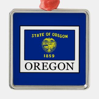 Ornamento De Metal Oregon