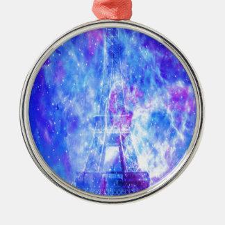Ornamento De Metal Os sonhos parisienses do amante