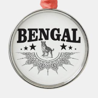 Ornamento De Metal País de Bengal