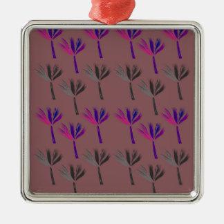 Ornamento De Metal Palmas Eco exótico do design