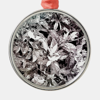 Ornamento De Metal Para o amor da natureza - Pastel