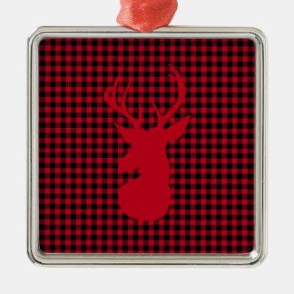 Ornamento De Metal Para os cervos em você!
