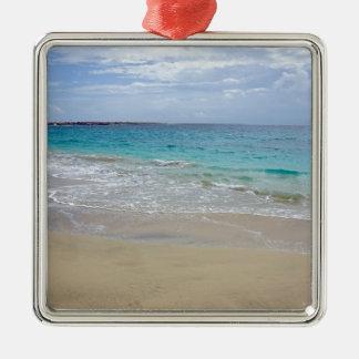 Ornamento De Metal paraíso tropical