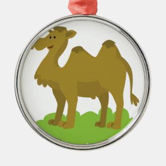 Ornamento De Metal passeio do camelo alto