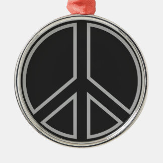 Ornamento De Metal peace17
