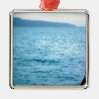 Ornamento De Metal pelicano pacífico
