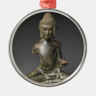 Ornamento De Metal Período assentado de Buddha - de Pyu