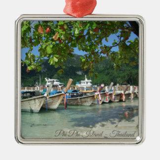 Ornamento De Metal Phiphiisland_card