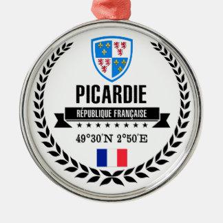 Ornamento De Metal Picardie