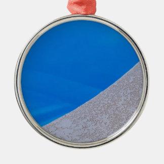 Ornamento De Metal Piscina