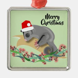 Ornamento De Metal Planador do açúcar do bebê do Natal