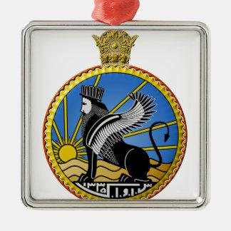 Ornamento De Metal Polícia secreta de Savak Irã