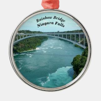 Ornamento De Metal Ponte do arco-íris, Niagara Falls