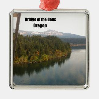 Ornamento De Metal Ponte dos deuses, OU