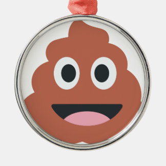 Ornamento De Metal Pooh emoji