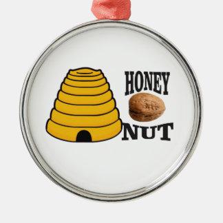 Ornamento De Metal porca do mel
