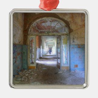 Ornamento De Metal Portas e corredores 03,0, lugares perdidos,