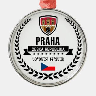 Ornamento De Metal Praha