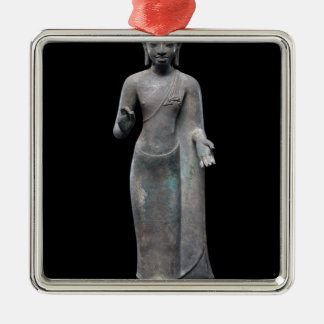 Ornamento De Metal Preaching de Buddha