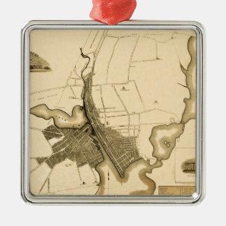 Ornamento De Metal providence1823