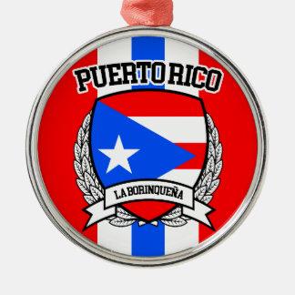 Ornamento De Metal Puerto Rico