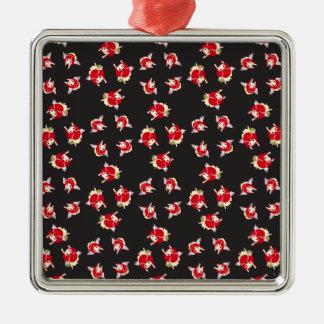 Ornamento De Metal qui pattern-01