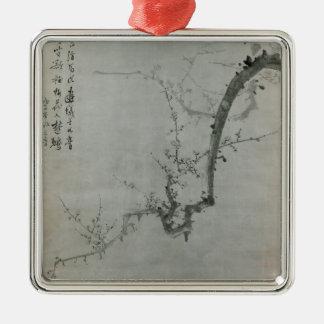 Ornamento De Metal Ramo da ameixa - Yi Yuwon