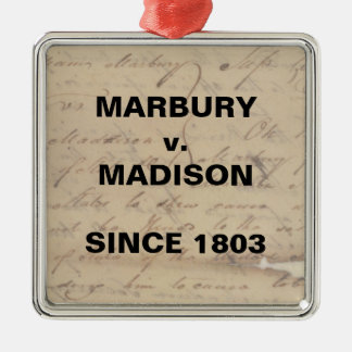 Ornamento De Metal Resistência dos controlos e equilibrios de Marbury