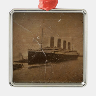 Ornamento De Metal RMS Southampton titânico