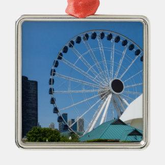 Ornamento De Metal Roda de Ferris centenária