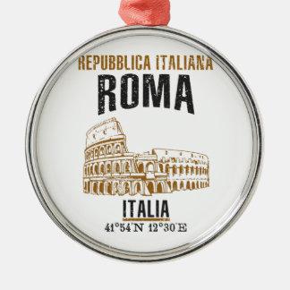Ornamento De Metal Roma