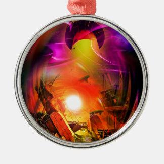 Ornamento De Metal Romantismo de vela - Calcular o tempo túneis