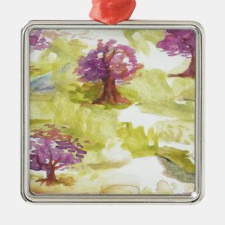 Ornamento De Metal sakura