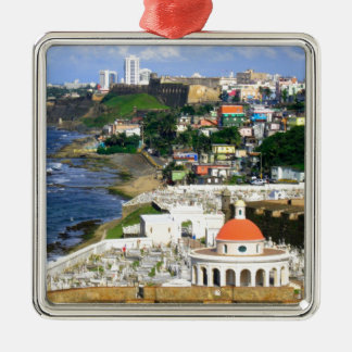 Ornamento De Metal San Juan Puerto Rico