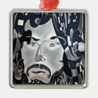 Ornamento De Metal Sansonetti Homem (1977)
