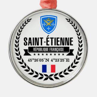 Ornamento De Metal Santo-Étienne