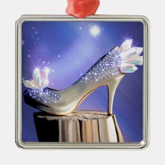 Ornamento De Metal Se os ajustados dos calçados