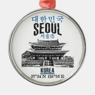 Ornamento De Metal Seoul