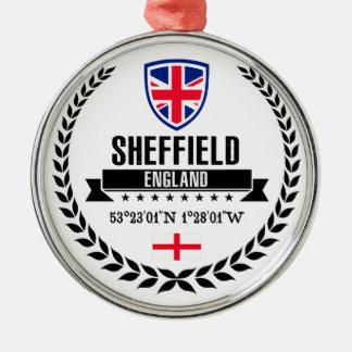 Ornamento De Metal Sheffield