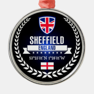 Ornamento De Metal Sheffield