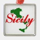 SICÍLIA - O ORNAMENTO ITALIANO PARA SUA ÁRVORE