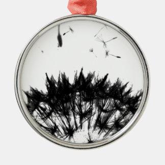 Ornamento De Metal Sonhos do dente-de-leão