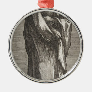 Ornamento De Metal St Andrew