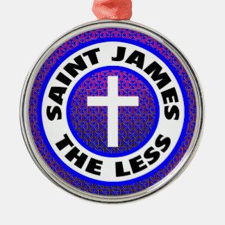 Ornamento De Metal St James menos