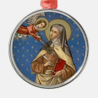 Ornamento De Metal St Teresa de Avila (SAU 28)