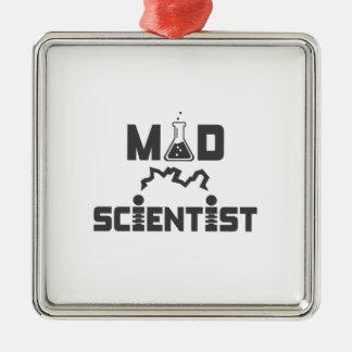 Ornamento De Metal Taça elétrica da ciência do cientista louco