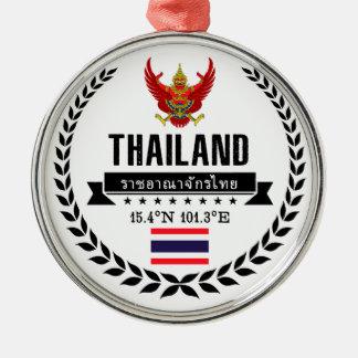 Ornamento De Metal Tailândia
