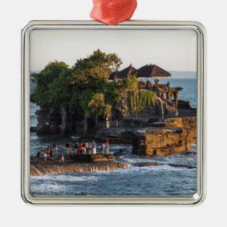 Ornamento De Metal Tanah-Lote Bali Indonésia