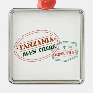 Ornamento De Metal Tanzânia feito lá isso